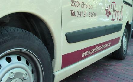 Gardinen Breuss: Senioren-Fahrdienst-Service